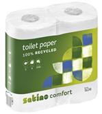 Toiletpapier 2laags 200vel 64rollen