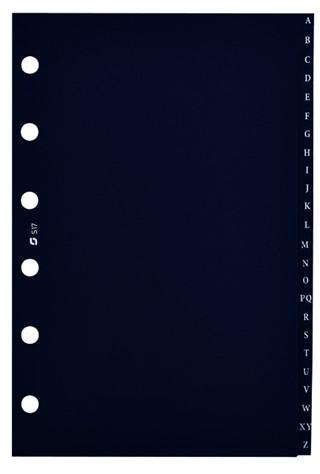 Alfabet Succes Senior synthetisch blauw