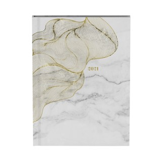 Agenda 2021 marble natural textures