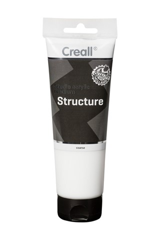 Acrylverf Creall Studio Acrylics structuur grof