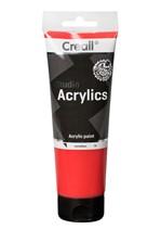 Acrylverf Creall Studio Acrylics 10 vermillion rood