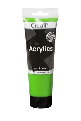 Acrylverf Creall Studio Acrylics  50 briljant groen