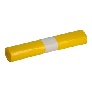 Afvalzak Powersterko T23 75liter geel