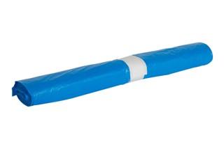 Afvalzak Powersterko T25 120liter  blauw
