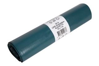 Afvalzak Powersterko T70 120liter blauw