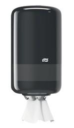 Dispenser Tork M1 558008 Mini poetsroldispenser zwart