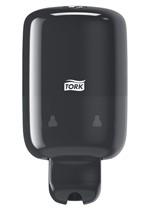 Dispenser Tork S1 561008 vloeibare zeepdispenser zwart