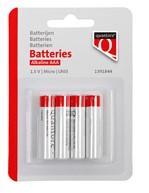 Batterij Quantore AAA alkaline