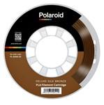 3D Filament Polaroid PLA Universal 250g Deluxe Zijde brons