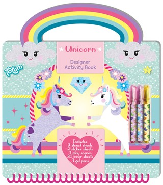 Activiteitenboek Totum Unicorn