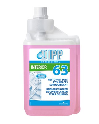 Allesreiniger DIPP extra geurend dennengeur 1L
