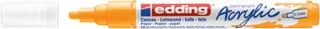 Acrylmarker edding e-5100 medium zonnegeel