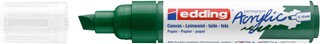 Acrylmarker edding e-5000 breed  mosgroen