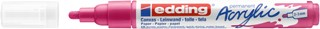 Acrylmarker edding e-5100 medium telemagenta