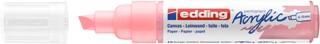 Acrylmarker edding e-5000 breed  stijlvol mauve