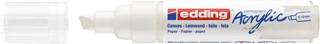 Acrylmarker edding e-5000 breed  verkeerswit