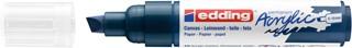 Acrylmarker edding e-5000 breed  elegant nachtblauw