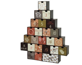 Adventkalender kerstboom