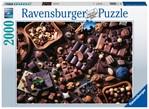 Puzzel Ravensburger Chocoladeparadijs 2000 stukjes
