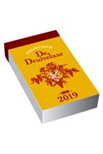 Dagscheurkalender 2021 de Druivelaar Nederlandstalig