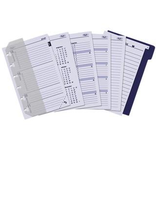 Agendavulling 2021 Kalpa Pocket Junior jaardoos 7dag/2pagina's