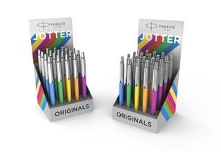Balpen Parker Jotter Originals CT assorti display à 20 stuks