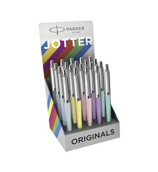 Balpen Parker Jotter Original Pastel assorti