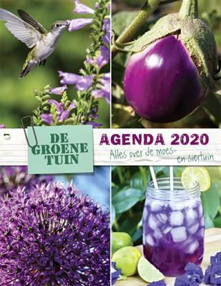 Ag20 De groene tuin A5