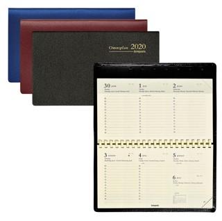 Agenda 2020 Omniplan Genova A6 7/2