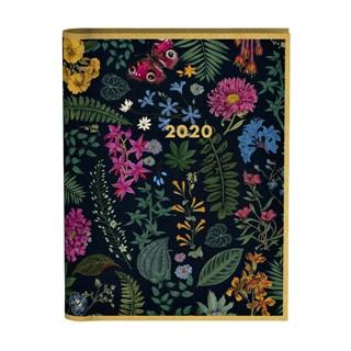 Agenda 2020 Botanic A6 A green/black