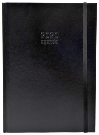 Ag20 A4 basis gebonden zwart