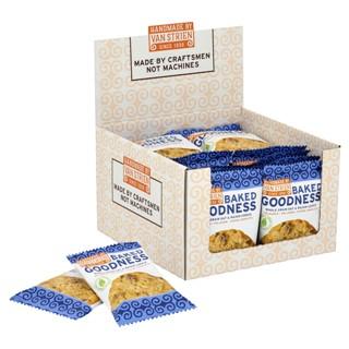 Koeken Bio Goodness haver/rozijnen 35gr 20 stuks