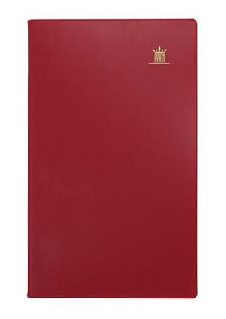 Agenda 2022 Ryam memoplan 7 staand Suprema bordeaux