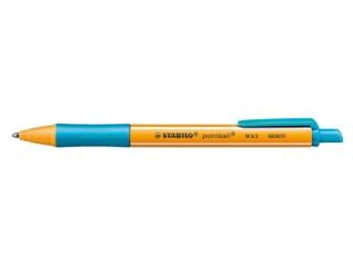 Balpen STABILO Pointball 6030/51 turquoise