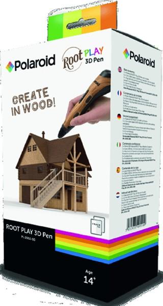 3D pen Polaroid root play