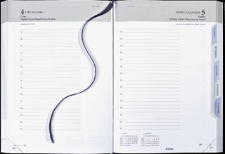 Agenda 2022 Brepols Minister 1dag/1pagina zwart