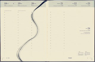 Agenda 2022 Brepols Concorde 7dag/2pagina blauw