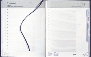 Agenda 2022 Brepols Ambassador 1dag/1pagina blauw