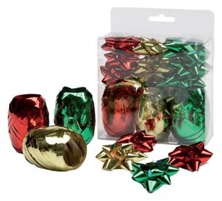 Accessoire gift set 12-delig assorti